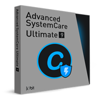 Advanced SystemCare Ultimate 9 (1 year subscription, 3PCs)-Exclusive discount coupon