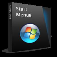 Start Menu 8 PRO с подарком AMC - Русский