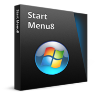 Start Menu 8 (1 år / 1 PC) - Dansk* boxshot