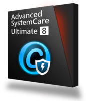 Advanced SystemCare Ultimate 8 (1 year subscription, 3PCs)