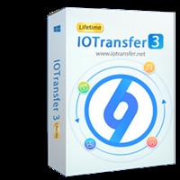 IOTransfer 3 PRO (Lebenszeit / 3 PCs)- exklusiv*  boxshot
