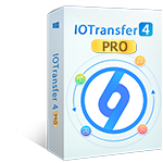 IOTransfer 4 PRO (1 Year / 3 PCs)- Exclusive*