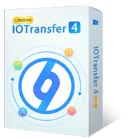 IOTransfer 4 PRO (Lifetime / 3 PCs)- Exclusive* boxshot