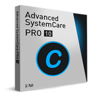 Discount code of Advanced SystemCare 10 PRO mit Geschenkpaket – SD+IU+PF - Deutsch