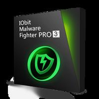 [>50% Off Coupon code] IObit Malware Fighter 3 PRO Kit de Presente - SD+IU+PF