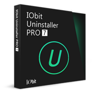IObit Uninstaller PRO 7 (1 year subscription / 1 PC)