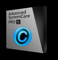 Advanced SystemCare 8 PRO ( für 1 PCs/1 Jahr Abo) discount code