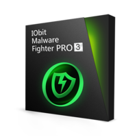 IObit Malware Fighter 3 PRO (1 year subscription / 1 PC)
