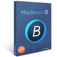 MacBooster 8 Pro (one year subscription/5 Macs)   boxshot