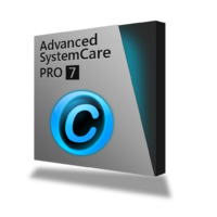 Advanced SystemCare 7 PRO (1PC, 1yr subscription)