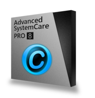 Advanced SystemCare 8 PRO 1 PC Met Een Gratis Cadeau - SD