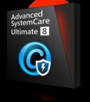 >50% Off Coupon code Advanced SystemCare Ultimate 8 con Un Pacchetto di Regalo-IU+PF