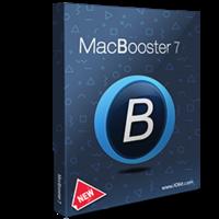 MacBooster 7 Lite (1 Mac)- Exclusive boxshot