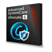 Discount code of Advanced SystemCare Ultimate 6 (1 year subscription)