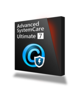 Discount code of Advanced SystemCare Ultimate 7 (1 year subscription, 3PCs)