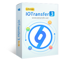 IOTransfer 3 PRO (Lifetime / 3 PCs)- Exclusive*