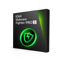 IObit Malware Fighter 3 PRO with Gift Pack