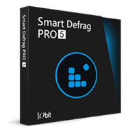 Smart Defrag 5 PRO (3 PCs / 1 Year Subscription)