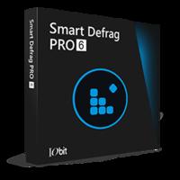 Smart Defrag 6 PRO (1 An / 3 PC) avec un cadeau exclusif - PF - Français* boxshot