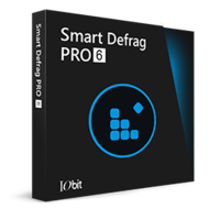 Smart Defrag 6 PRO (1 Jaar / 1 PC) - Nederlands boxshot