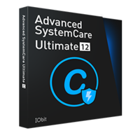 Advanced SystemCare Ultimate 12 med gåvor (PF/SD/ISU) - Svenska boxshot