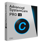 Advanced SystemCare 14 PRO (3 PCs / 1 Ano, Teste de 30 Dias) - Portuguese boxshot