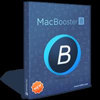 MacBooster 8 PRO 1ライセンス 更新・アップグレード boxshot