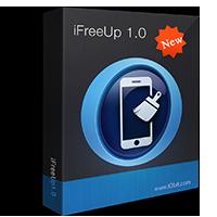 >50% Off Coupon code iFreeUp (1 Mac)